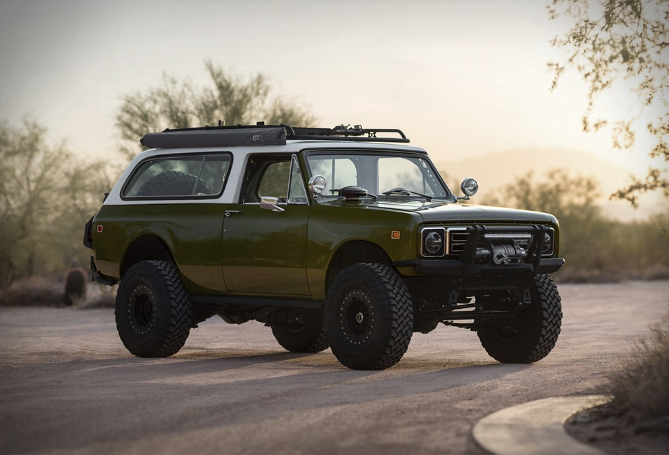 Check Out This 1977 International Scout Ii Traveler Up For