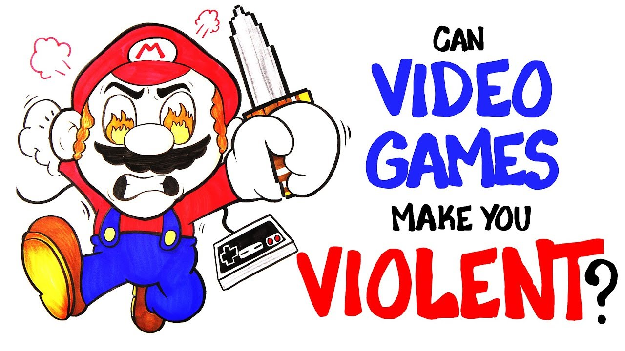 Do Video Games Make You Violent? - The Ultimate Game ...